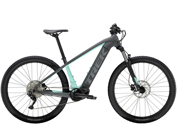 TREK - Powerfly 4 Anthrazit/Grün