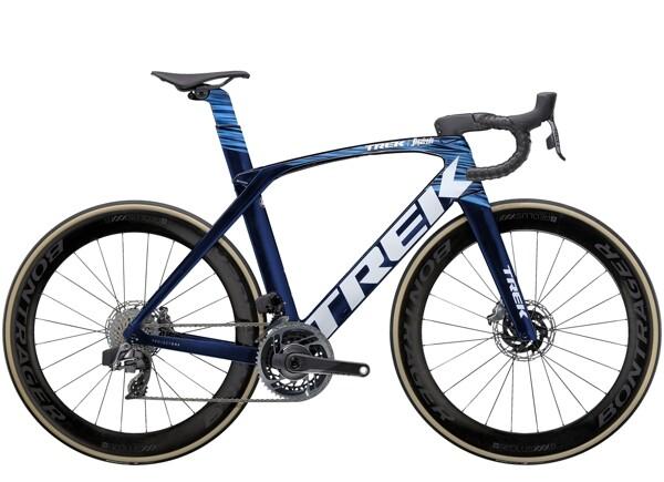 TREK - Madone SLR 9 eTap Blau