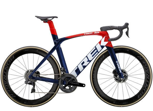 TREK - Madone SLR 9 Blau/Rot