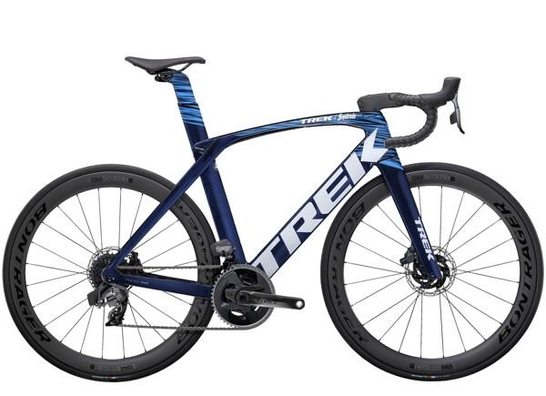 TREK - Madone SLR 7 eTap Blau