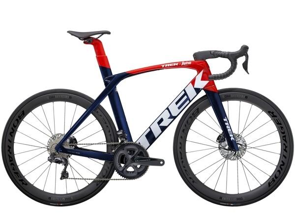 TREK - Madone SLR 7 Blau/Rot