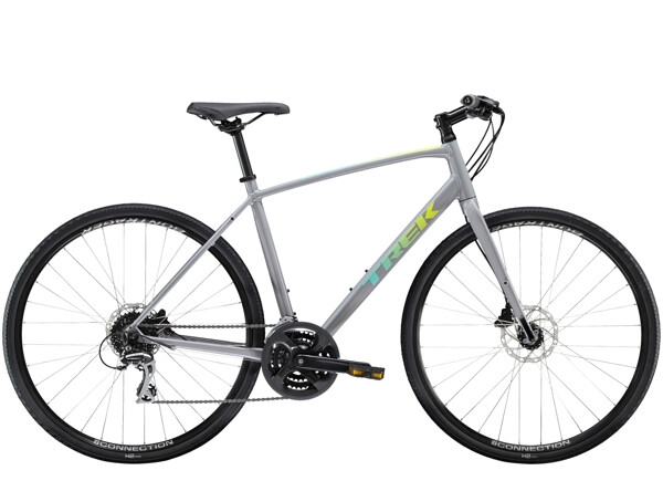 TREK - FX 2 Disc Grau