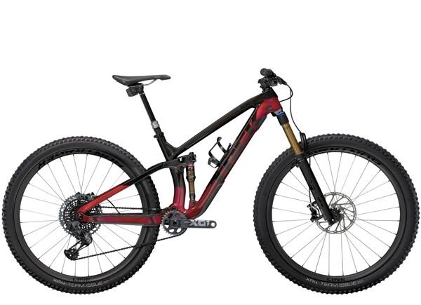 TREK - Fuel EX 9.9 X01 AXS Carbon/Rot