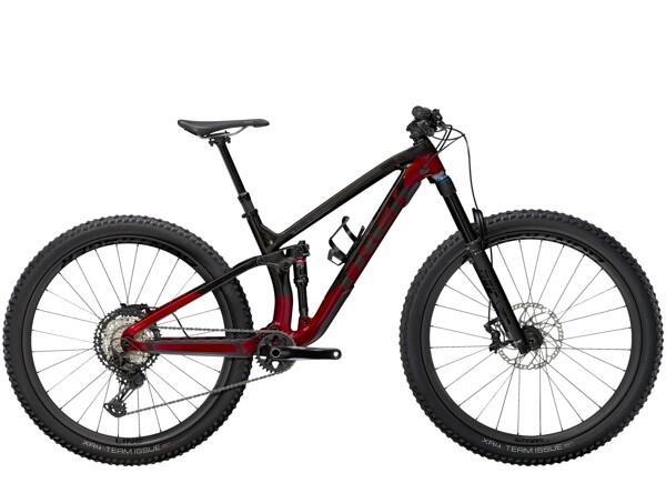 TREK - Fuel EX 9.8 XT Carbon/Rot