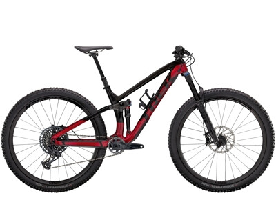 Trek - Fuel EX 9.8 GX Carbon/Rot