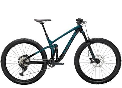 Trek - Fuel EX 8 XT Grün/Schwarz