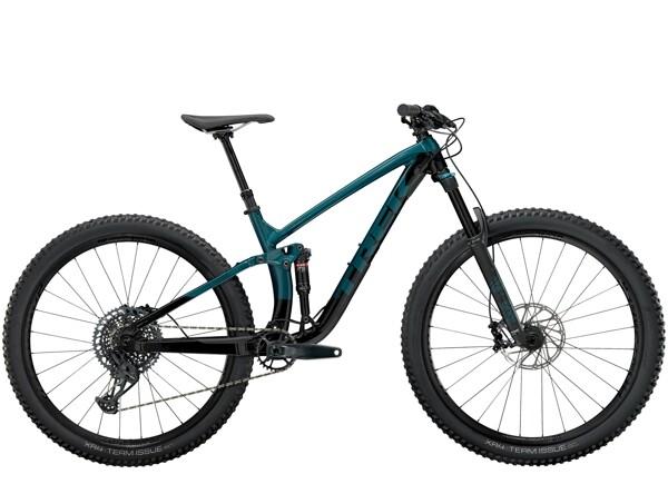 TREK - Fuel EX 8 GX Grün/Schwarz
