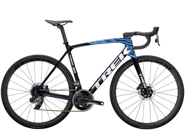 TREK - Émonda SLR 7 eTap Blau