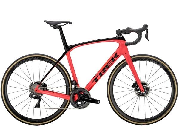 TREK - Domane SLR 9 Rot/Schwarz