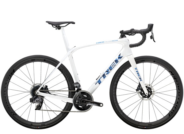 TREK - Domane SLR 7 eTap Weiss/Blau