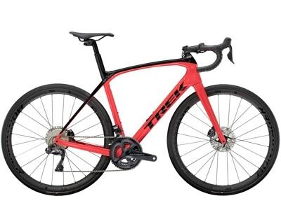 Trek - Domane SLR 7 Rot/Schwarz