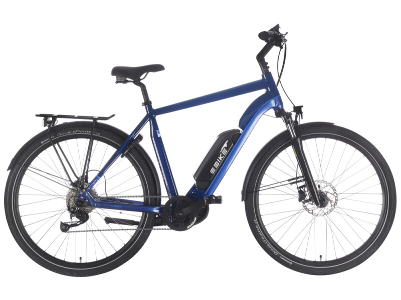 EBIKE.Das Original TREKKING Advanced Diamant blau