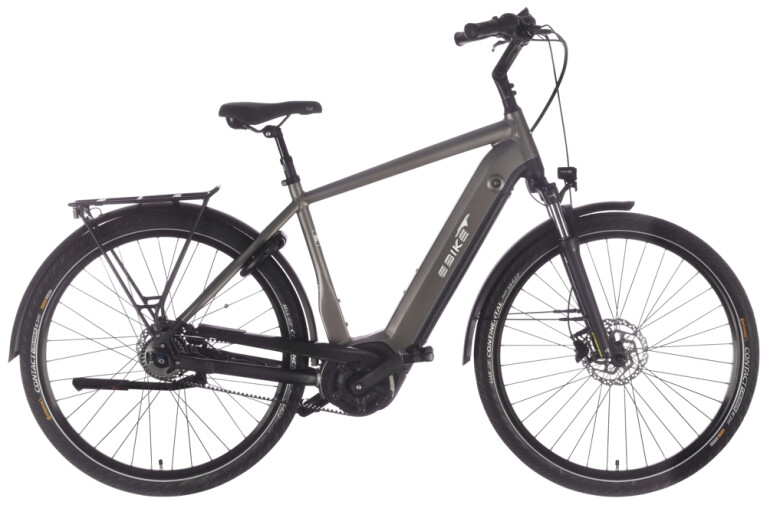 EBIKE.DAS ORIGINAL TOUR Pro Diamant gold grau Gates