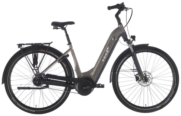 EBIKE.DAS ORIGINAL - TOUR Pro Wave gold grau