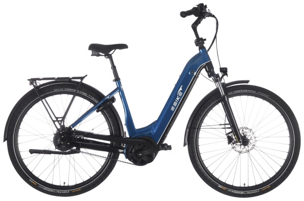 EBIKE.DAS ORIGINAL - TOUR Pro Wave blau
