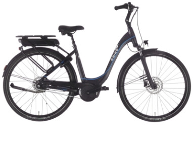 EBIKE.Das Original CITY Easy Wave