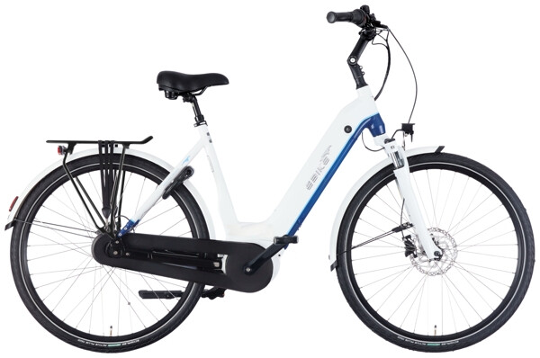 EBIKE.DAS ORIGINAL - CITY Pro Wave FL Gates