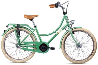 S´cool chiX classic 24-3 flower-green