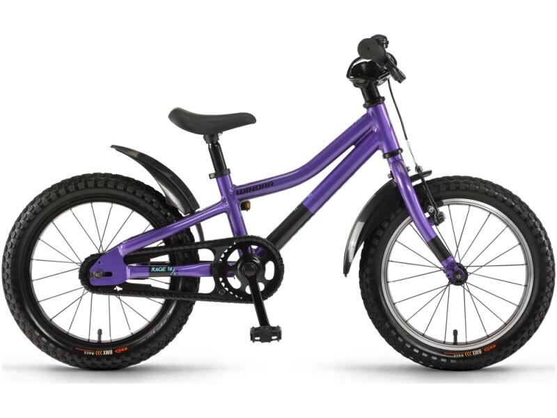 Winora Rage 16 Violett
