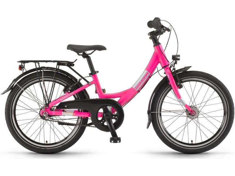 Winora Chica 20 3-Gang Neon Pink