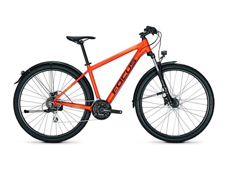 Focus Whistler 3.5 EQP Supra Orange
