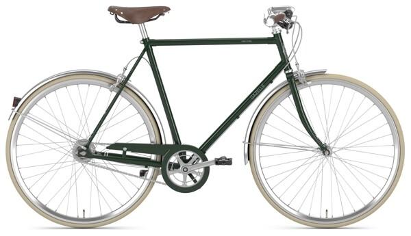 GAZELLE - VAN STAEL Hunter green V7