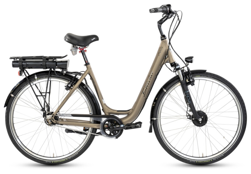 Böttcher Böttcher Caluna Plus-E e-Citybike
