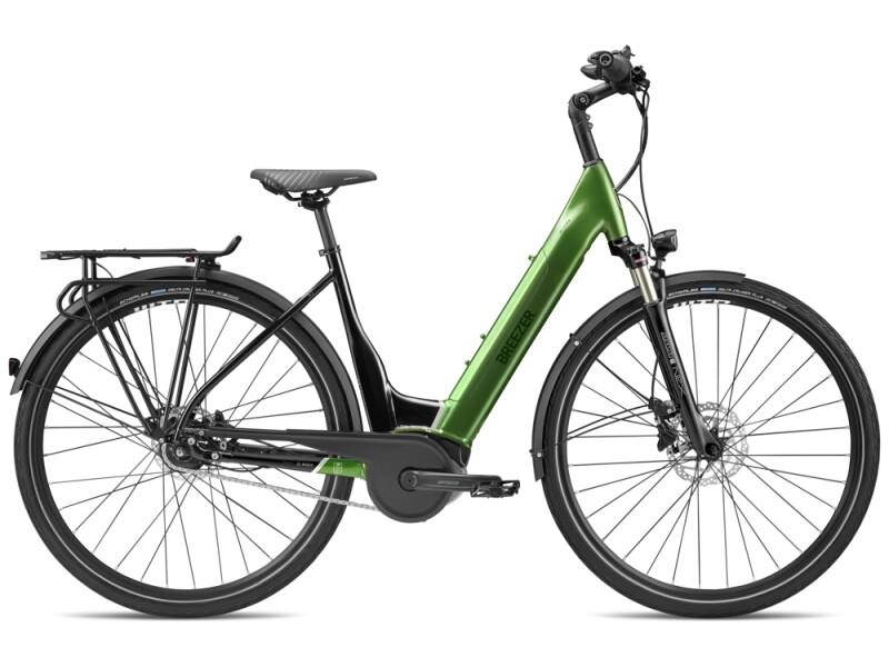 Breezer Bikes POWERTRIP EVO IG 2.3+ LS