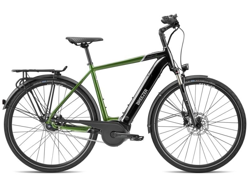 Breezer Bikes POWERTRIP EVO IG 2.3+