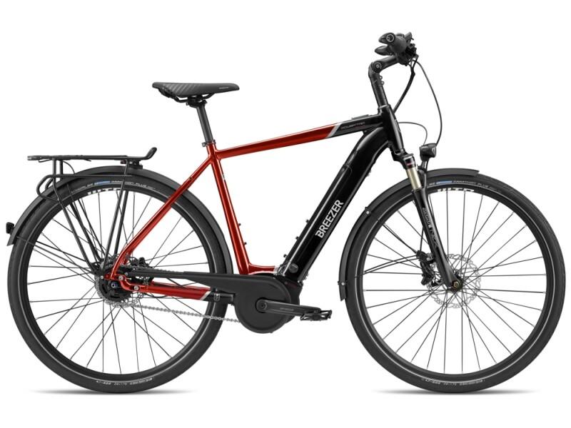 Breezer Bikes POWERTRIP EVO IG 2.1+