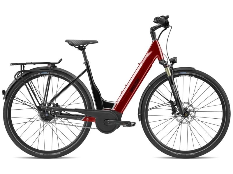 Breezer Bikes POWERTRIP EVO IG 2.1+ LS
