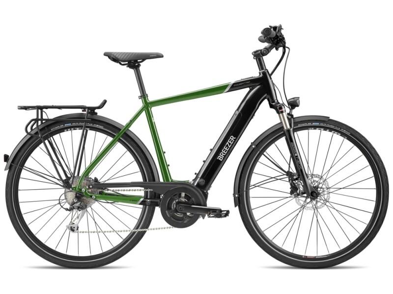 Breezer Bikes POWERTRIP EVO 2.3+