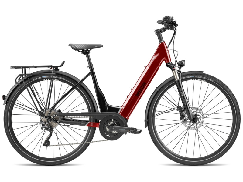 Breezer Bikes POWERTRIP EVO 2.1+ LS