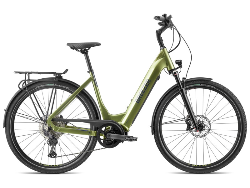 Breezer Bikes POWERTRIP EVO 1.1+ LS
