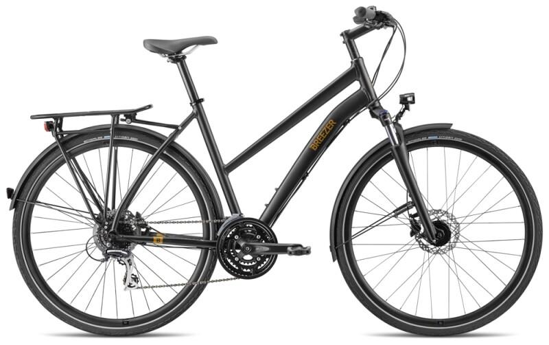 Breezer Bikes LIBERTY S2.3+ ST Trekkingbike