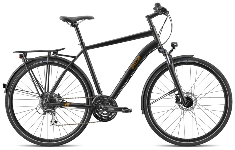 Breezer Bikes LIBERTY S2.3+ Trekkingbike