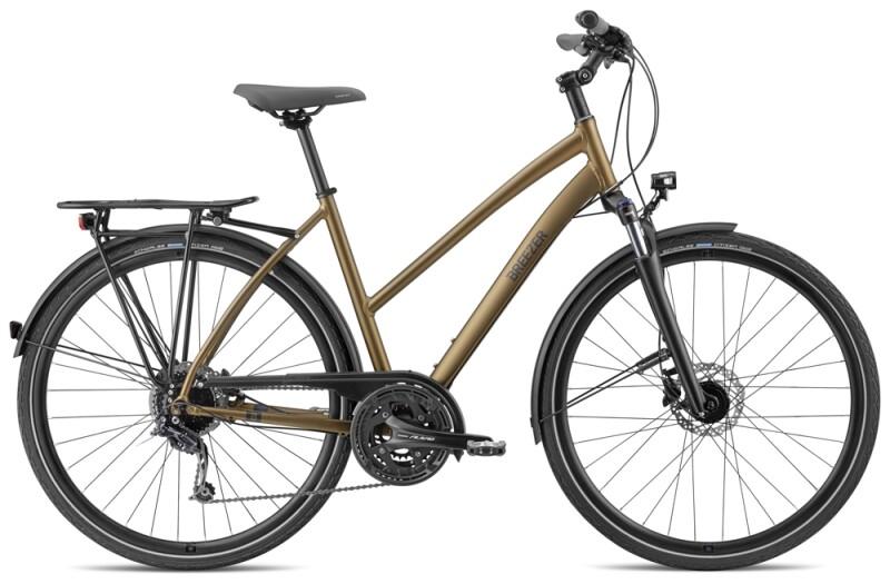 Breezer Bikes LIBERTY S1.3+ ST Trekkingbike