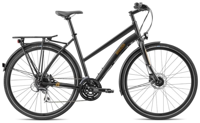 Breezer Bikes LIBERTY R2.3+ ST Trekkingbike