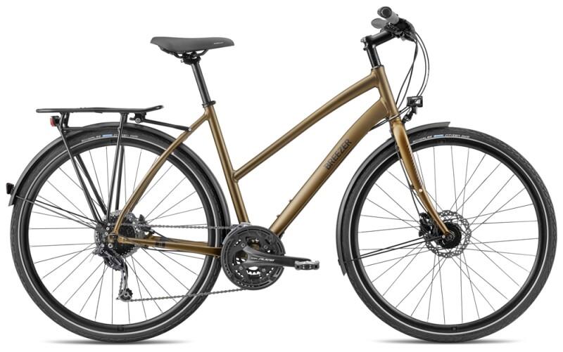 Breezer Bikes LIBERTY R1.3+ ST Trekkingbike