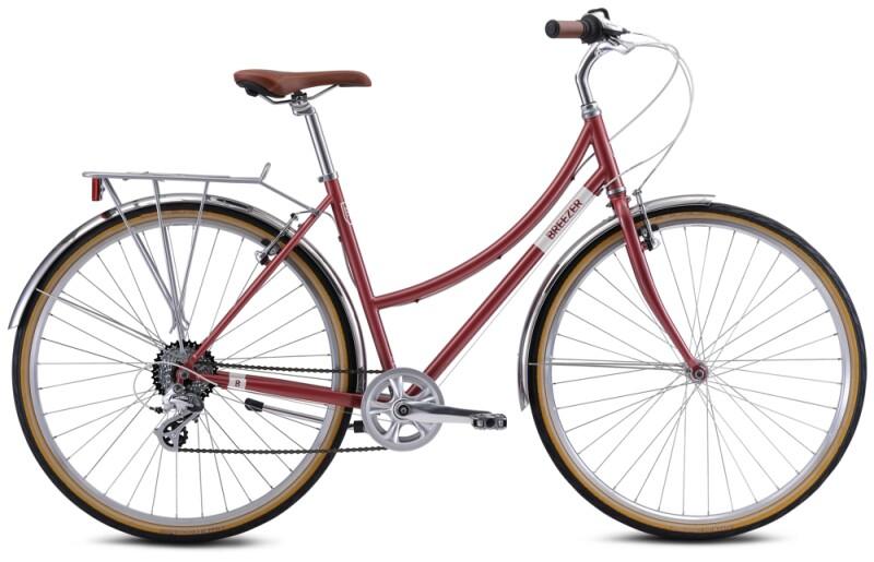 Breezer Bikes DOWNTOWN EX ST Trekkingbike