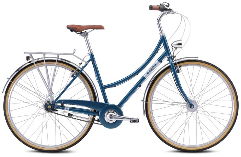 Breezer Bikes DOWNTOWN 7+ ST Citybike