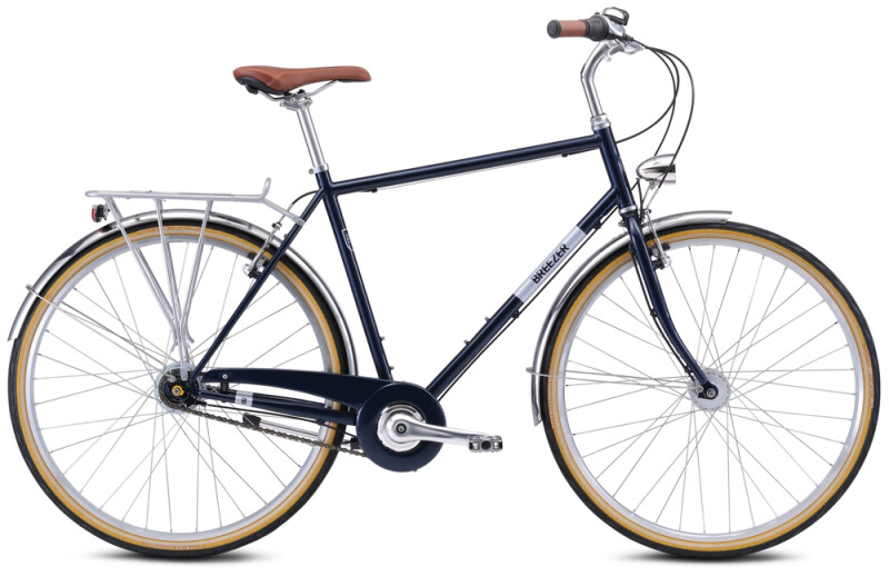 Breezer Bikes DOWNTOWN 7+ Citybike