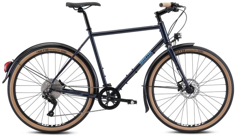 Breezer Bikes DOPPLER CAFE+ Trekkingbike