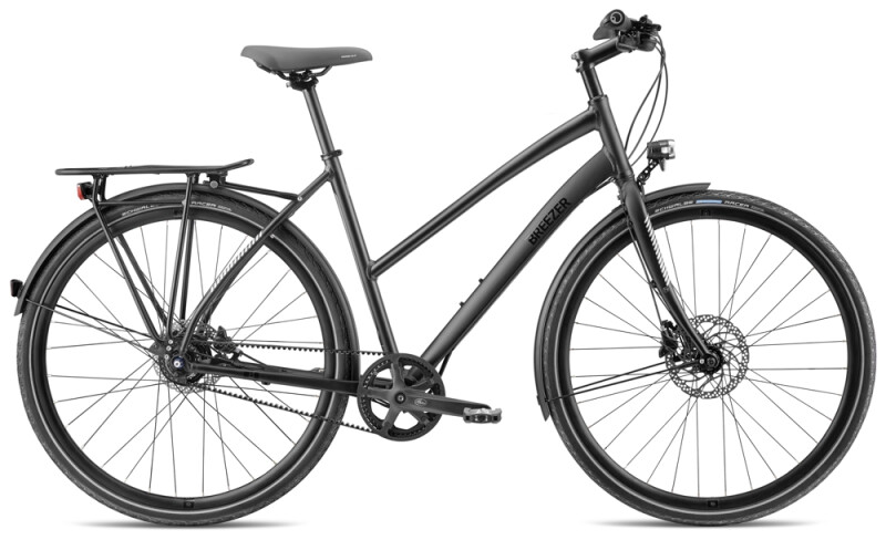 Breezer Bikes BELTWAY 11+ ST Citybike