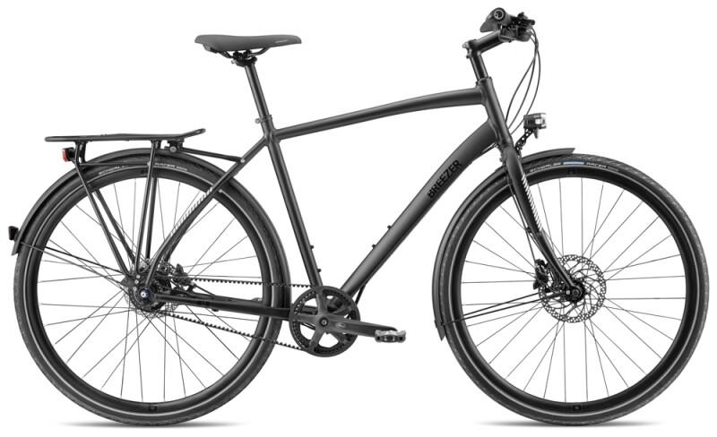 Breezer Bikes BELTWAY 11+ Citybike