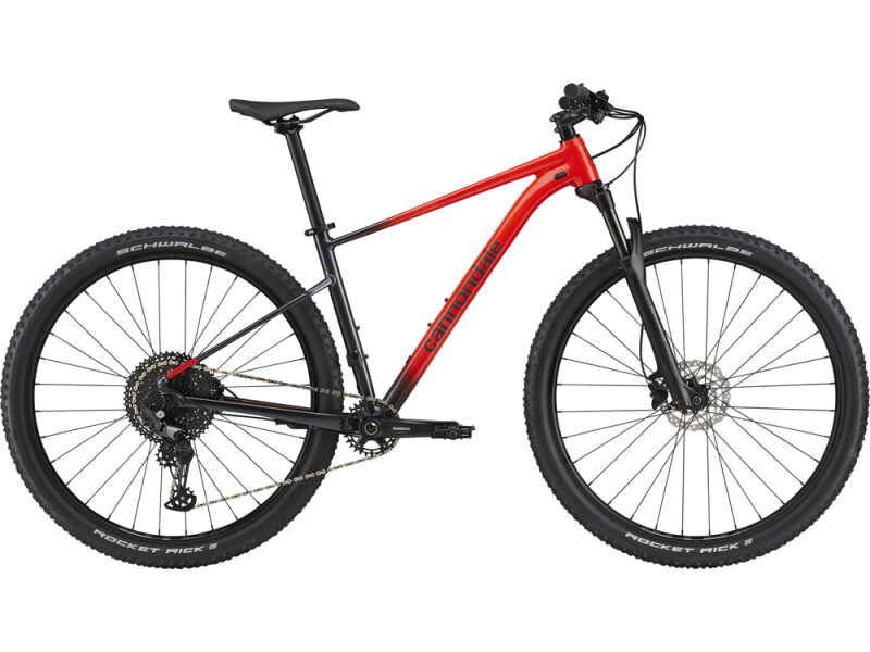 Cannondale 29 M Trail SL 3 red