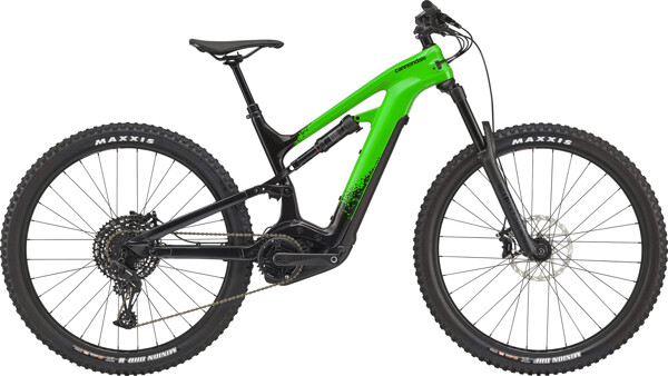 CANNONDALE - Moterra Neo 3 Plus green