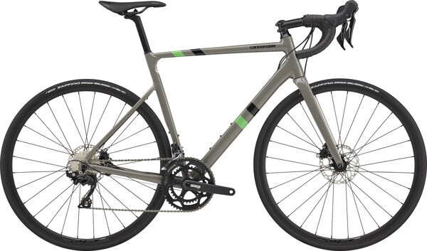 CANNONDALE - CAAD13 Disc 105 C13371M grey