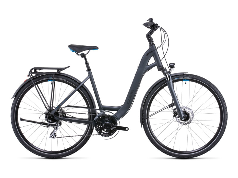 Cube Touring ONE grey´n´blue