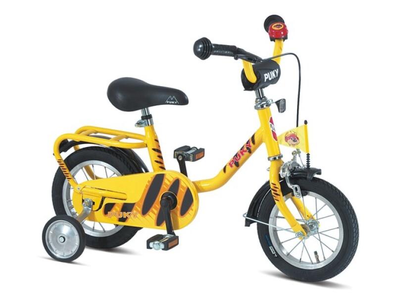 Puky Spielfahrrad Z2 gelb
